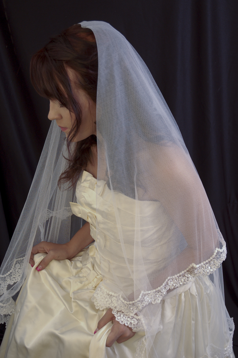 We Use Only The Finest European Silk Tulle Domestic Suppliers Quality Didnt Come Close And Kate Middleton Replica Veil Is Edged In