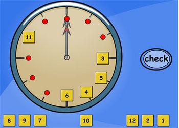 Meten de klok
