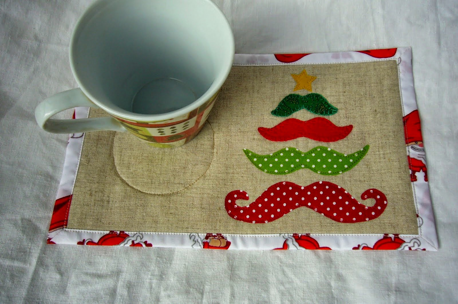 Mug Rug patterns Shop