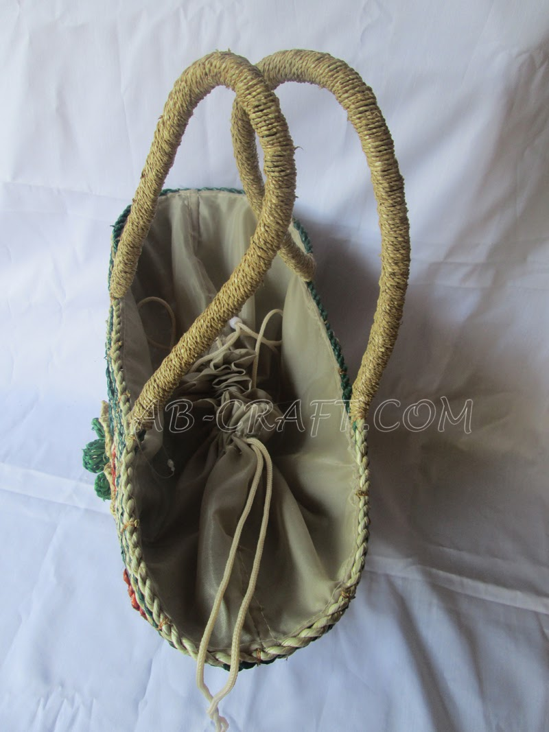 Craft Great White Pandan Oval Bag _ www.ab-craft.com .png.jpg