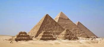 Από την Αίγυπτο στο Λας Βέγκας: Οι διασημότερες πυραμίδες του κόσμου [εικόνες]