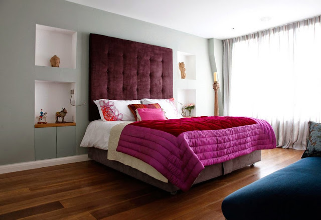 Decorating Ideas for Bedrooms in Valentine Day