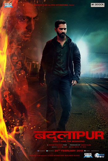 Badlapur 2015 DVDRip Download