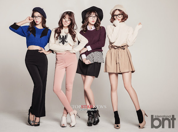 Girl's Day bnt international