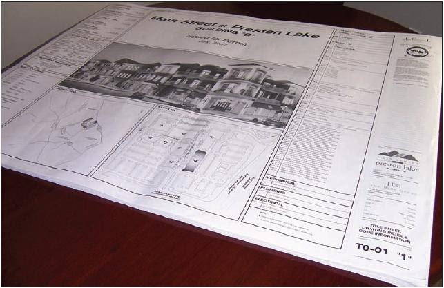Contract Construction Drawings Electrical Knowhow