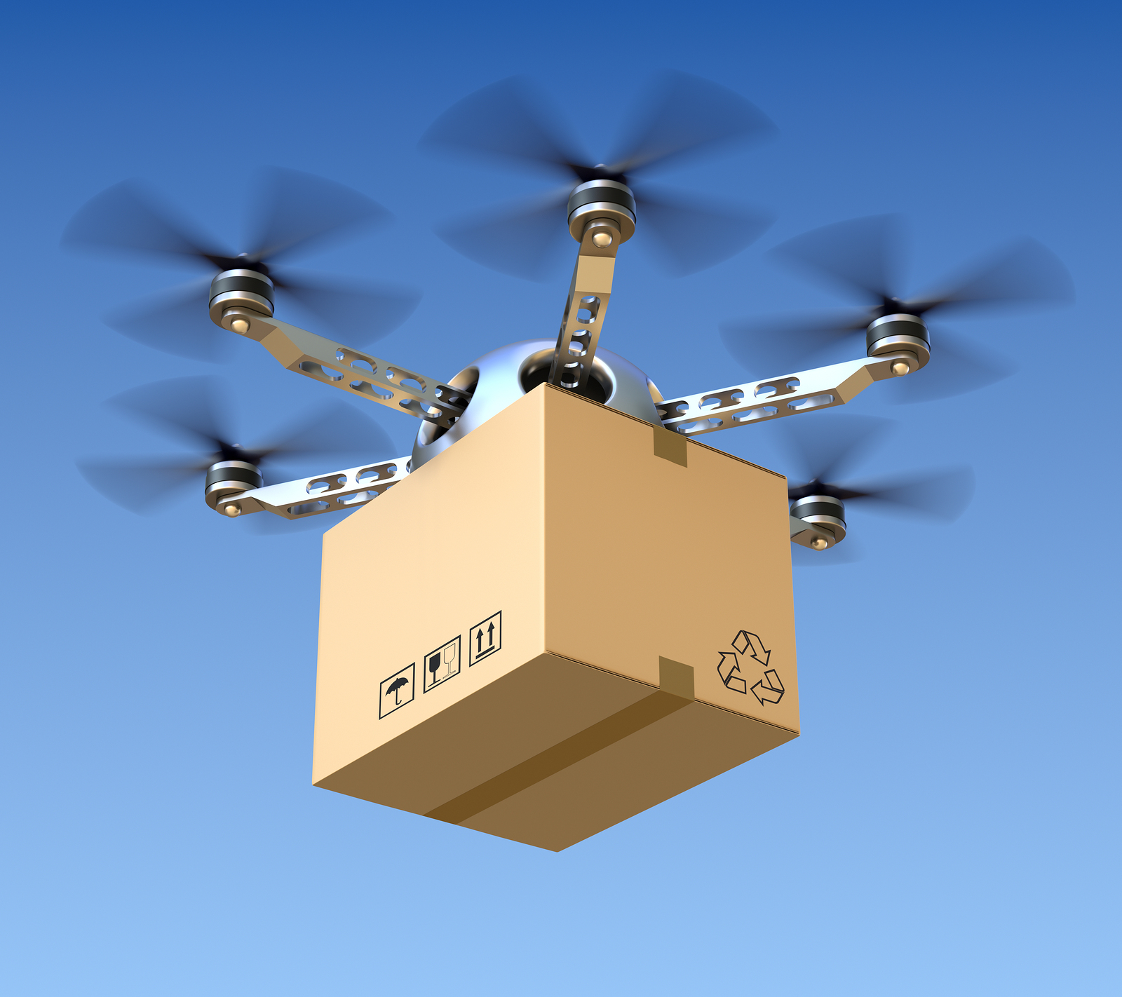 Drone deliveries start in Singapore