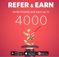 Myntra : Refer to Friend And Earn Rs. 4000 : BuyToEarn