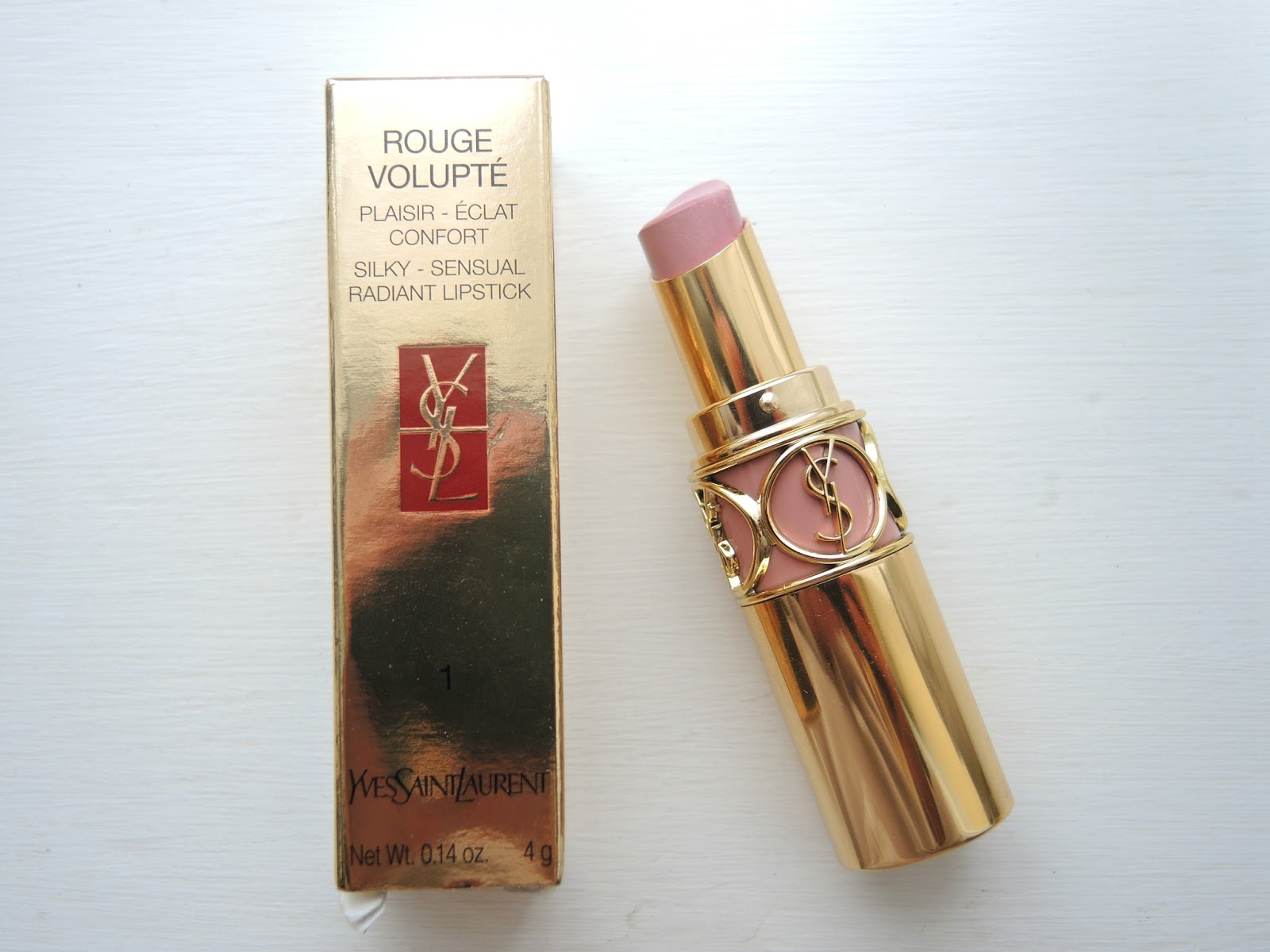YSL No.1 Nude Beige Review and Swatches