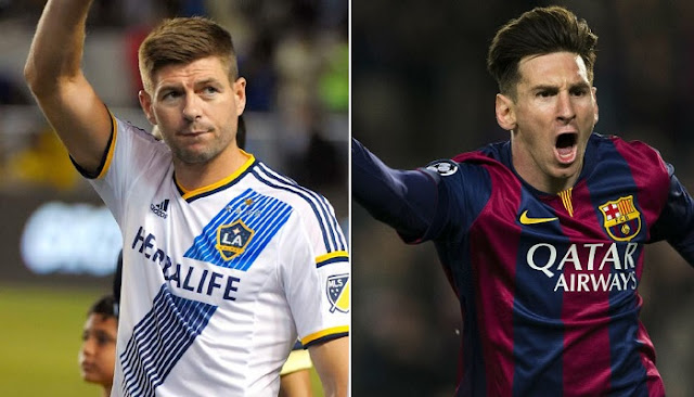 Barcelona vs LA Galaxy en vivo