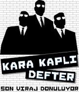 KARA KAPLI DEFTER