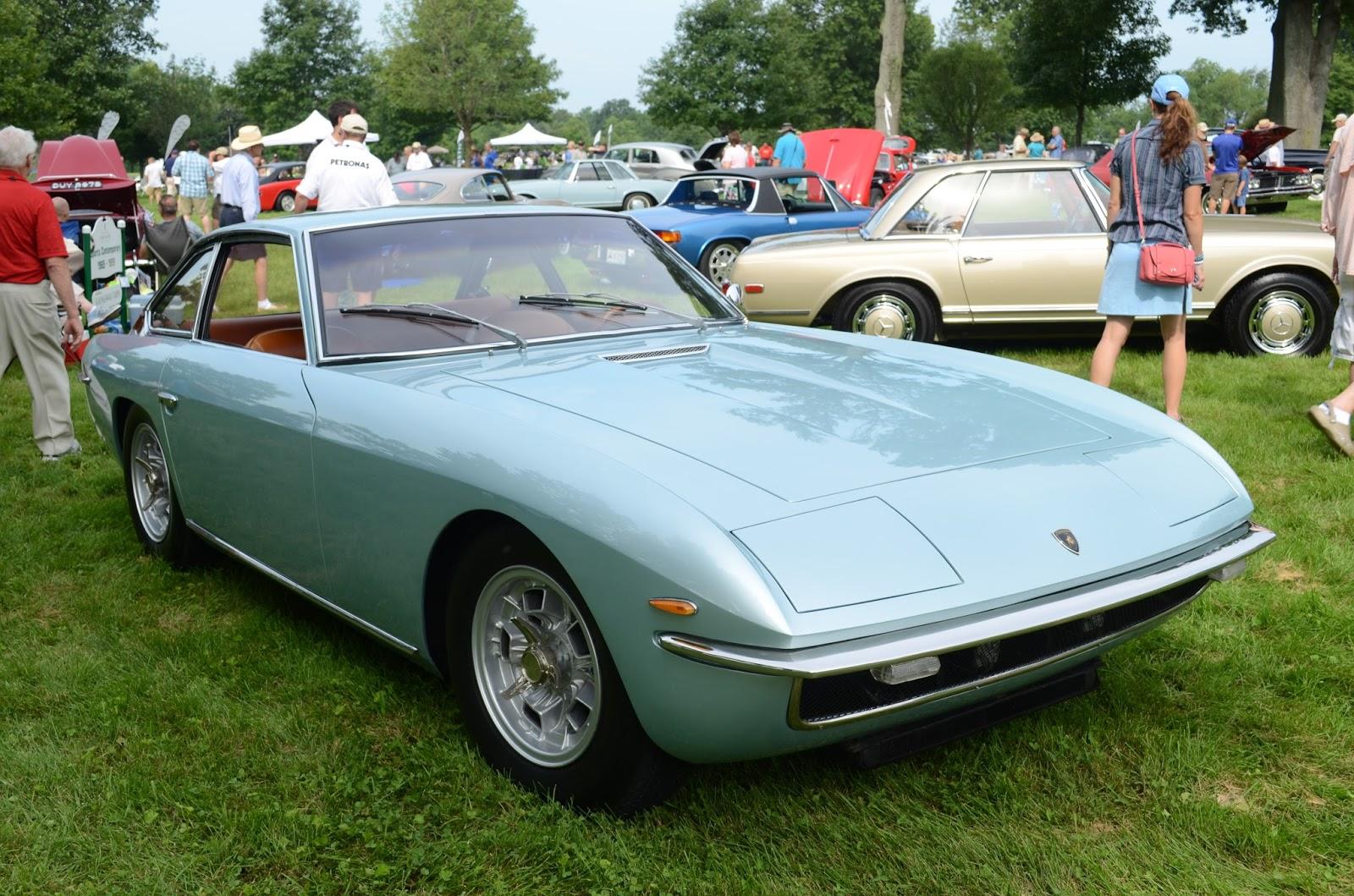 Turnerbudds Car Blog: Sports Contemporary Cars at Keeneland