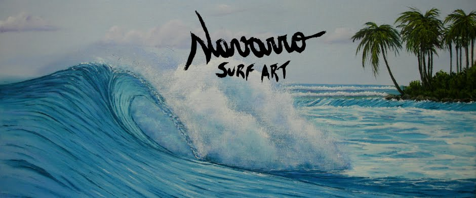 Navarro Surf Art