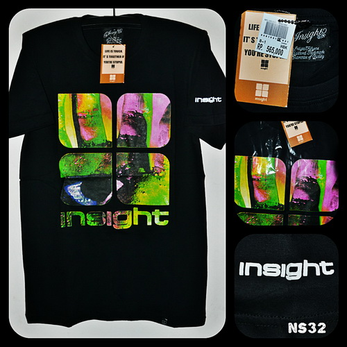 Kaos Surfing INSIGHT Kode NS32
