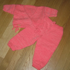 Baby Pants to Accompany Baby Ballet