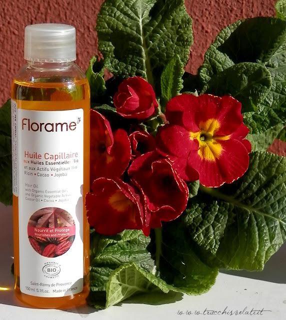 florame olio capillare