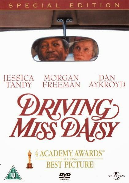 Rosco de paseando a Miss Daisy