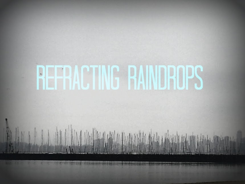 Refracting Raindrops