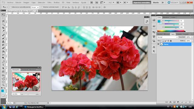 tutorial photoshop paso 1
