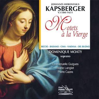 Motets à la Vierge, Johannes Hieronymus Kasperberger