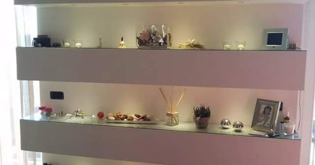 Imbianchino latina decorazioni: cartongesso parete