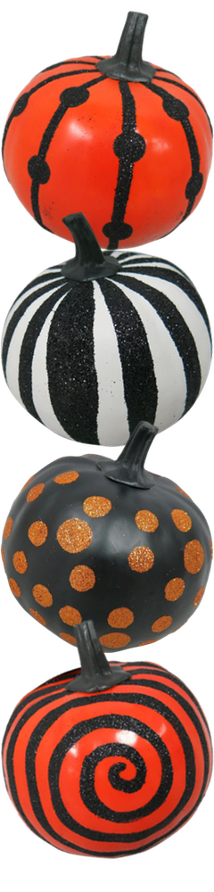 Halloween Spooky Pumpkin - Large