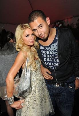 More than just friends: Paris Hilton and Afrojack