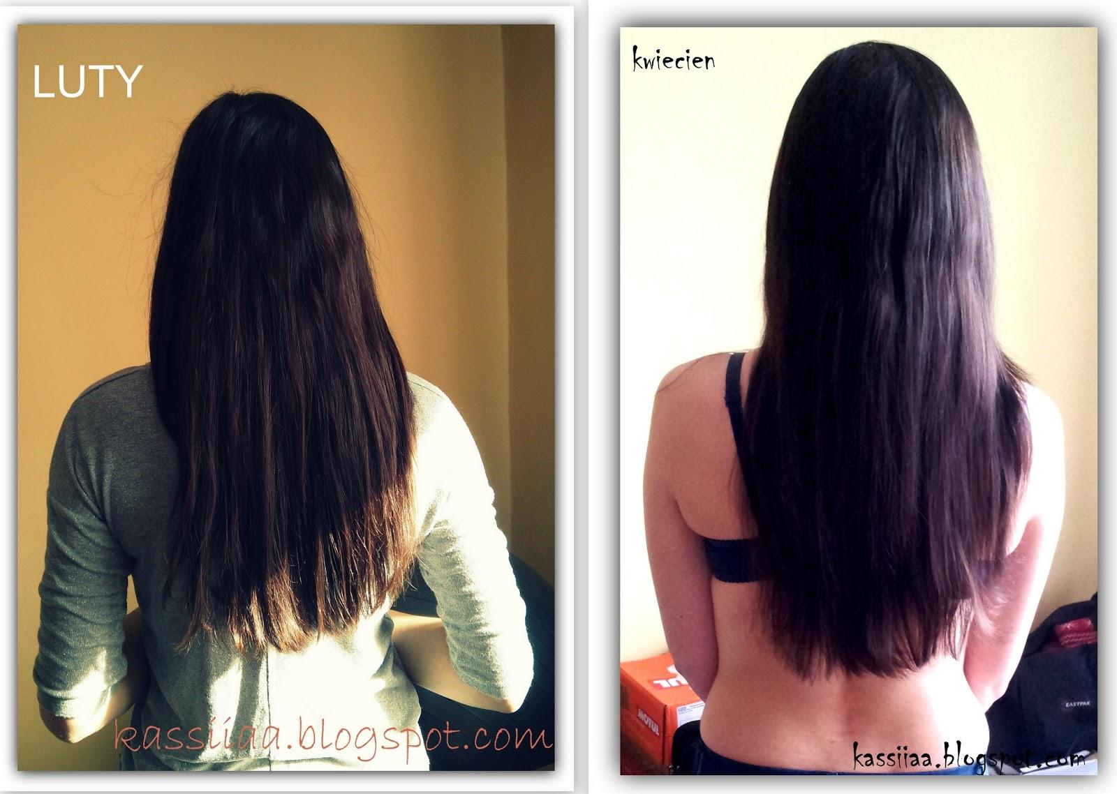 Długie włosy są sexi