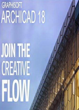 Software Graphisoft ArchiCAD 18 Full Version Free Gratis Download