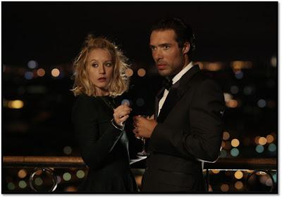 Film Amour et Turbulences cinema Nicolas Bedos Ludivine Sagne comédie romantique tour eiffel