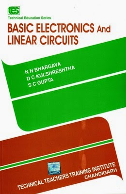 Basic Electronics and Linear Circuits  by N. N. Bhargava
