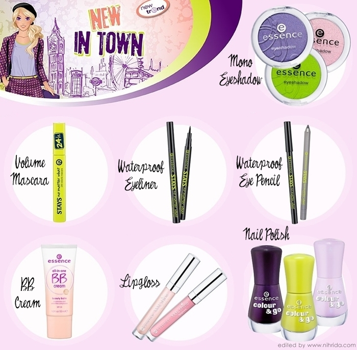Essence New in Town February 2013