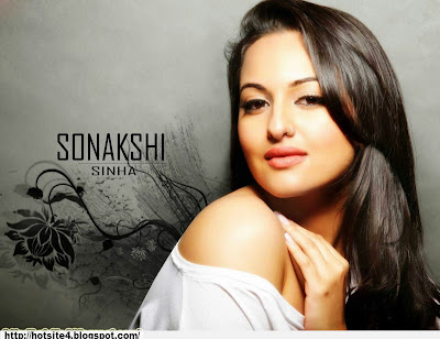 Sexy Sonakshi Sinha Hot wallpaper 2014 - Download Bikini Sonakshi Sinha Photo 2014