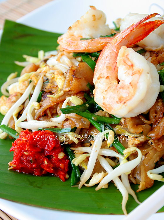 Table for 2.... or more: Char Kway Teow @ Hum Darn Fun with Video ...