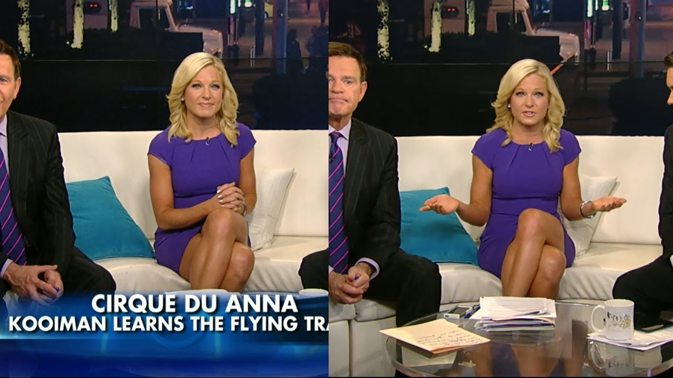 Weekend: Anna Kooiman caps @ Fox and Friends.