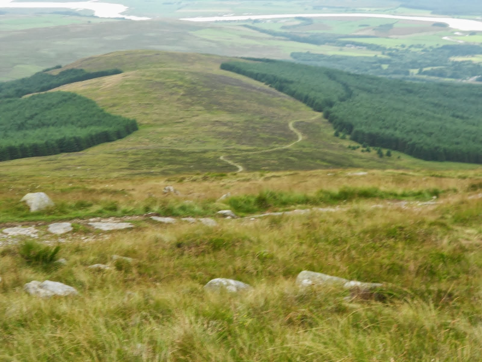 Cairnsmore view