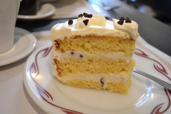 cassata cake is a traditional Sicilian sweet, found in most Italian ...