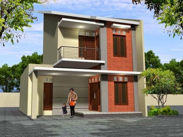 New Minimalist Home Design : Minimalist House Design 2 Floor