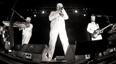 Bootleg : Devo - Live at Seaside Stage, Del Mar, 19 August 2011