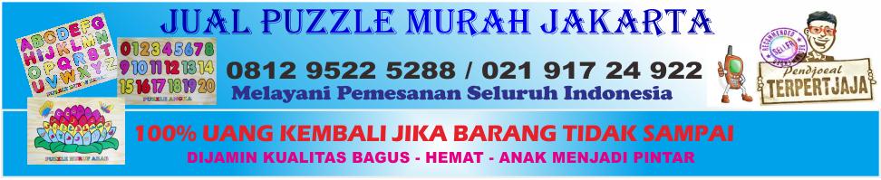 Jual Puzzle Murah Jakarta