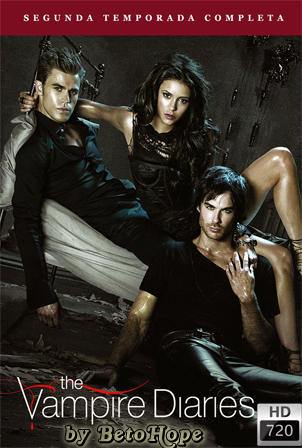 The Vampire Diaries Temporada 2 [720p] [Latino] [MEGA]