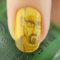 Breaking Bad Nails Heisenberg