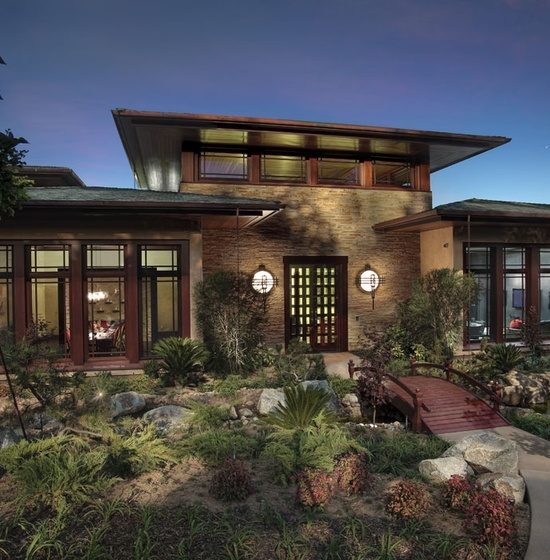 Contemporary craftsman style homes for Modern house styles