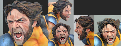 Wolverine 1/6 Statue by SiMo Sol based on an Horizon Kit