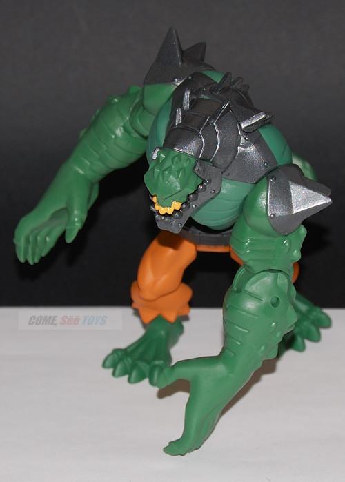 Come, See Toys: Batman Power Attack Swamp Raider Killer Croc