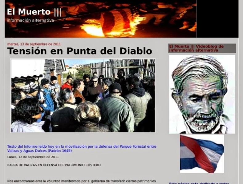 http://elmuertoquehabla.blogspot.nl/2011/09/tension-en-punta-del-diablo.html