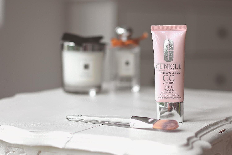 Clinique Moisture Surge CC Cream Colour Correcting Hydrator Review