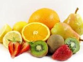 frutas y belleza
