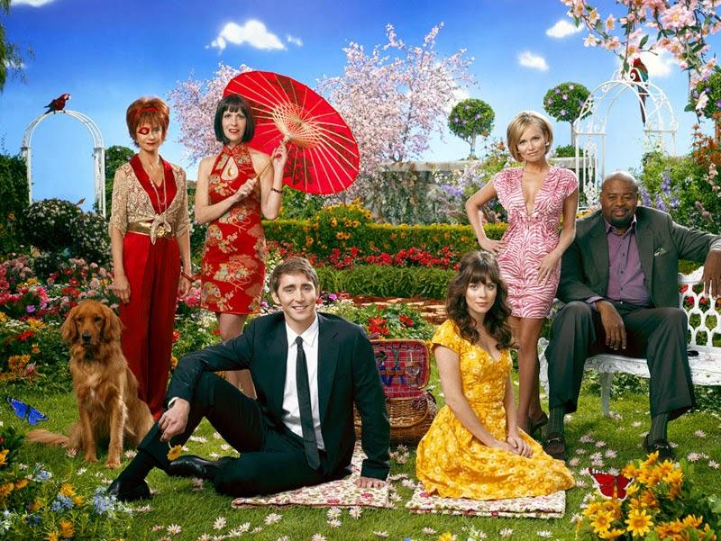 Las series de televisión más míticas de la historia