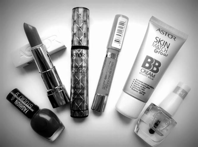 Giveaway: kozmetický balíček Astor