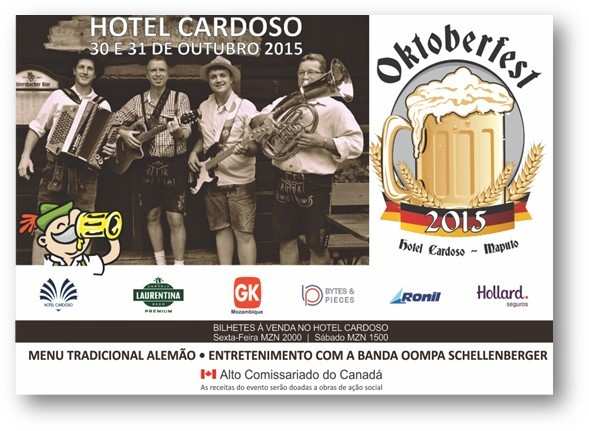 Hotel Cardoso Maputo Oktoberfest - Mozambique